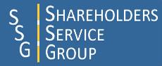 Shareholders Service Group Logo