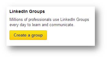 Dinino LinkedIn Create A Group Image