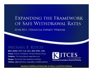 Expanding the Framework of Safe Withdrawal Rates - Financial Experts Webinar - Feb 4 2015 - Handouts-thumbnail