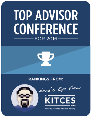 Best Conferences For Top Financial Advisors in 2016 - Rankings From Nerd's Eye View