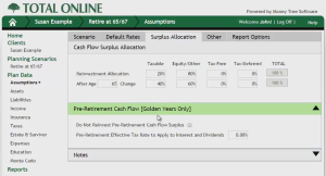 MoneyTree Reviews - Sample Software Screenshot