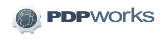 PDPWorks ProScan Logo