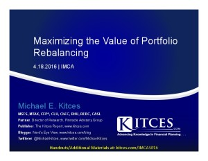 An In-Depth Look At Rebalancing Strategies - IMCA - Apr 18 2016 - Cover Page-thumbnail