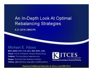 An In-Depth Look At Rebalancing Strategies - MNCPA - Jun 21 2016 - Cover Page-thumbnail