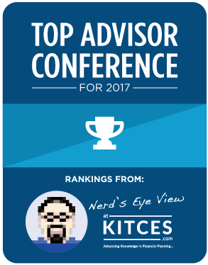 Best Conferences For Top Financial Advisors To Attend In 2017 – Rankings From Nerd's Eye View | Kitces.com