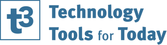 T3 Technology Tools for Today 2017