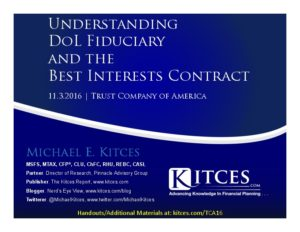 understanding-dol-fiduciary-and-the-best-interests-contract-trust-company-of-america-tca-nov-3-2016-cover-page-thumbnail