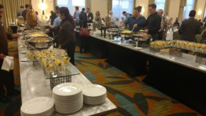 Hot Brekfast At The T3 Advisor Conference