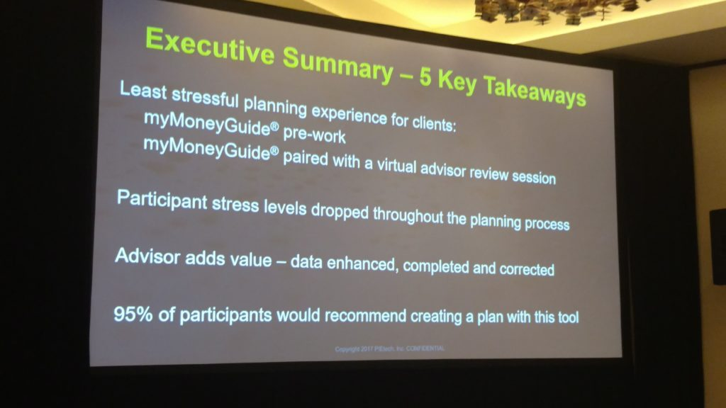 MoneyGuidePro Key Takeaways On Virtual Financial Planning