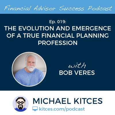 Episode 019 Feature Bob Veres