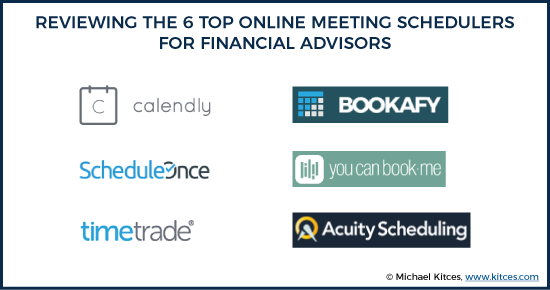 6 Top Online Meeting Schedulers For Financial Advisors