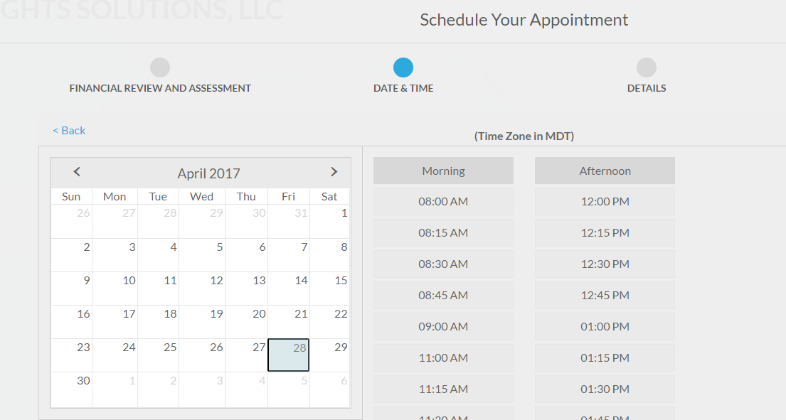 Bookafy Appointment Scheduling