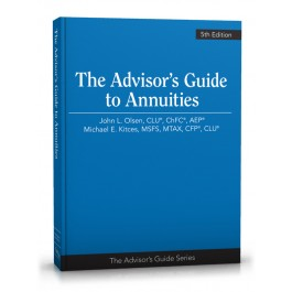 Advisor's Guide to Annuities 5th Edition