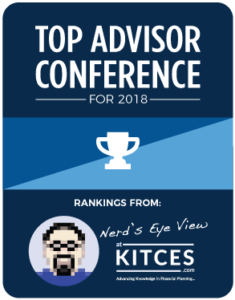 Best Conferences For Top Financial Advisors in 2018 - Rankings From Nerd's Eye View