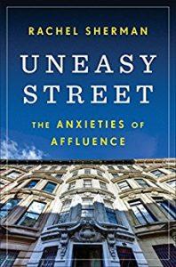 Uneasy Street by Rachel Sherman