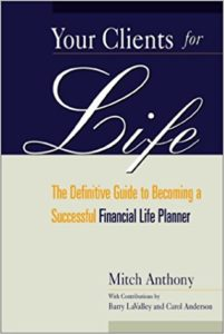Your Clients for Life by Mitch Anthony