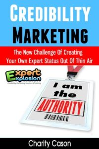 Credibility Marketing by Charity Cason