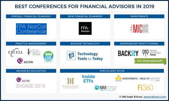 16 Best Conferences For Top Financial Advisors In 2019