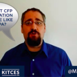 Will CFP Certification Ever Become A Licensing Requirement Like The CPA?