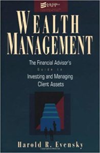 Wealth Management by Harold Evensky