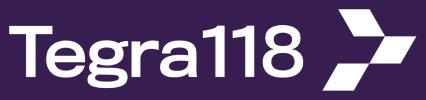 Tegra 118 Logo