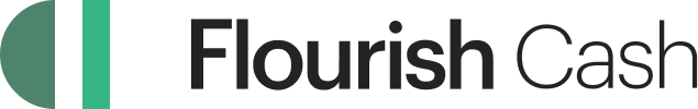 Flourish Cash Logo