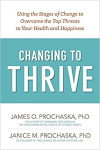 Changing To Thrive Book Cover
