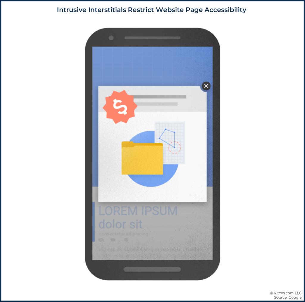 01 Intrusive Interstitials Restrict Website Page Accessibility