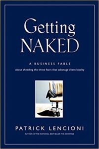 Getting Naked Book Cover