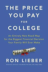 The Price You Pay For College Book Cover
