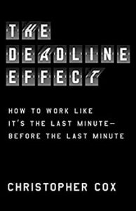 The Deadline Effect Book Cover