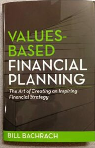 Values Based Financial Planning Book Cover