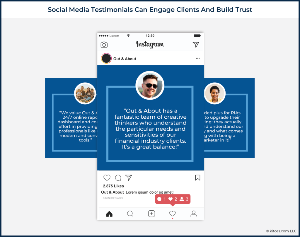 Social Media Testimonials Can Engage Clients And Build Trust