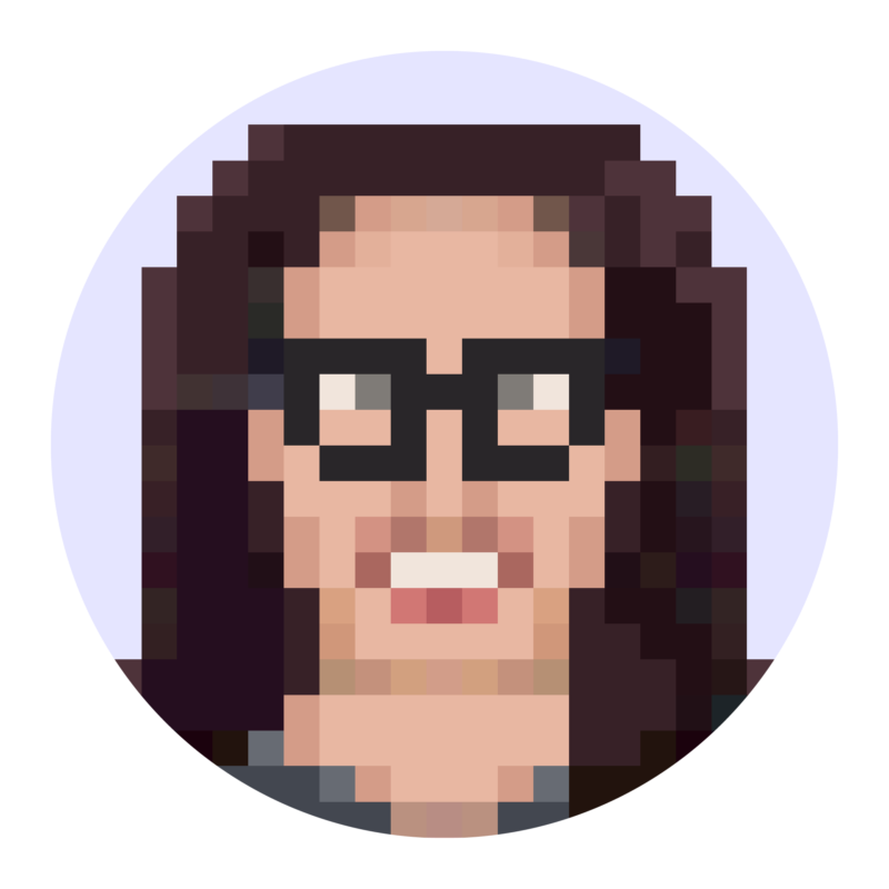Andrea Duarte 8-bit