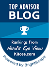 Top Advisor Blog - Rankings from Nerds Eye View - Kitces.com